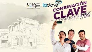 Combinación Clave en vivo desde UNIACC