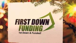 First Down Funding – Merry Christmas from First Down Funding!