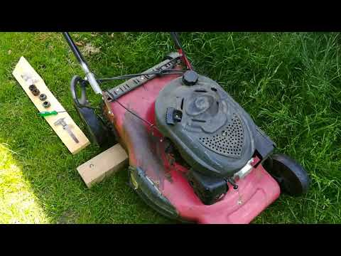 Rasenmäher Radantrieb Reparatur Antrieb Rotenbach Hecht
