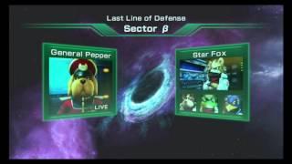 Star Fox Zero [Arcade Mode]