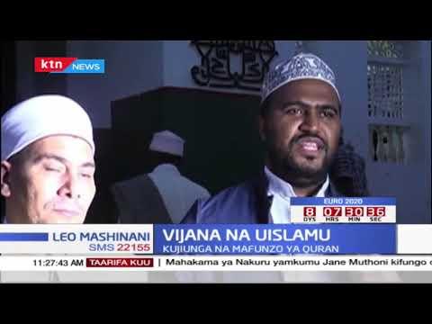 Vijana Lamu washauriwa kujiunga na mafunzo ya Quran