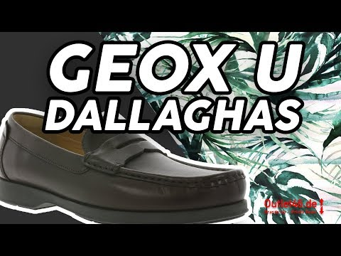 GEOX: Die Schuhe die atmen?? U Dallaghas l  DEUTSCH l Review l On feet l Haul l Overview l Outlet46