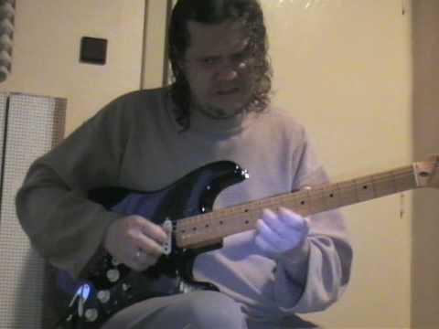 Robert Frei - Test novýho Stratocastera