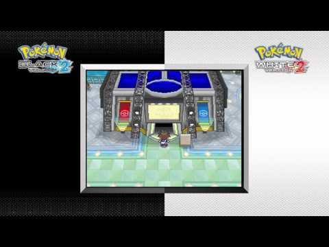Видео № 0 из игры Pokemon Black Version 2 [DS]