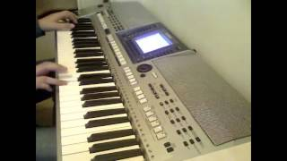 Modern Talking - cheri cheri lady (Cover by Karol) Yamaha Psr-s700