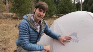 Vidéo Tente de randonnée Hubba Hubba NX