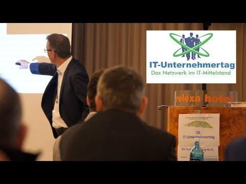 Der 10. IT-Unternehmertag