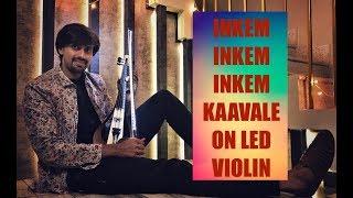 Inkem Inkem Inkem Kaavaale | LED Violin Cover | Aneesh Vidyashankar (Geetha Govindam)
