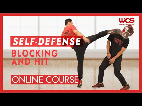 Self-Defense (Blocking and Hit) by 505 Online course - DK Yoo