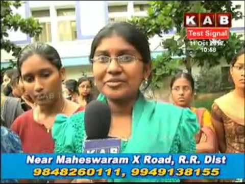 KABTV CAMPUS VOICE PART-4  @ G Narayanamma Institute of Engineering & Technology for Women --------------------------------------------------------------------------------------------------- First WebTV in Andhrapradesh in India with prime focus on educat