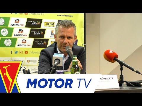 Wypowiedzi: Motor Lublin - Stal Rzeszów 1-1 [WIDEO]