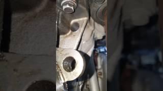 crankshaft position sensor location dodge avenger - Thủ