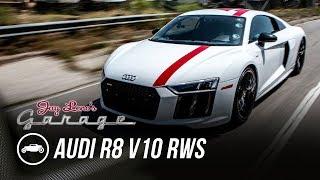 2018 Audi R8 V10 RWS - Jay Leno