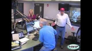 Harlem Shake with SportsRadio 94WIP Philadelphia