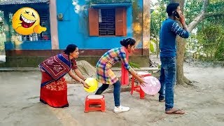 Top New Comedy Video 2019 | Try To Not Laugh | Episode-38 | By HaHa idea
