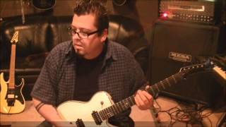 How to play Makes Me Wanna Sing by Stryper on guitar by Mike Gross
