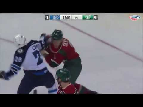 Nick Seeler vs Patrice Cormier
