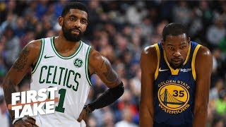 The Celtics balled out against the Warriors – Max Kellerman | First Take