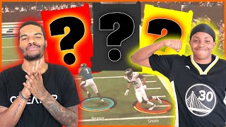 Trent Thinks He's UNSTOPPABLE! Can Juice Prove Him Wrong? (Madden 20)