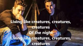 Hardwell ft. Austin Mahone - Creatures Of The Night (letra)
