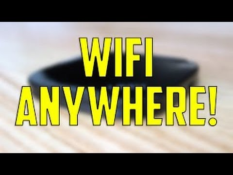 WIFI ANYWHERE YOU GO - Nationwide Coverage No Contracts (UMX 4G LTE Hotspot)