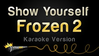 Frozen 2   Show Yourself (Karaoke Version)