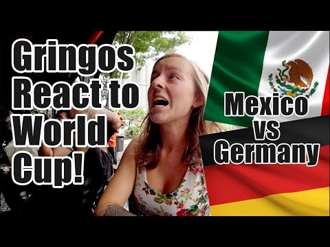 #135. Mexican Crowd Goes WILD!! 🇲🇽(World Cup Reactions - Mexico vs. Germany)