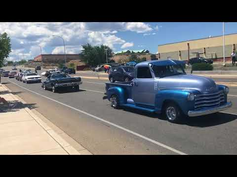Espanola New Mexico Lowrider Day Parade 2018