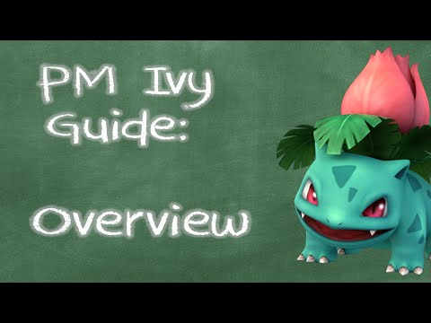 How to Play Project M Ivysaur: Introduction
