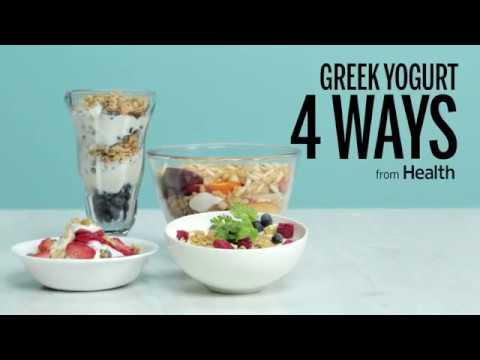 4 Things You Can Make With Greek Yogurt | Health
