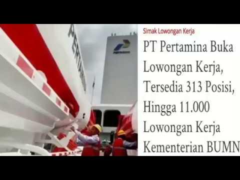 mp4 Lowongan Pertamina Juli 2019, download Lowongan Pertamina Juli 2019 video klip Lowongan Pertamina Juli 2019