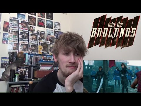 Into the Badlands Season 2 Episode 1 - 'Tiger Pushes Mountain' Reaction