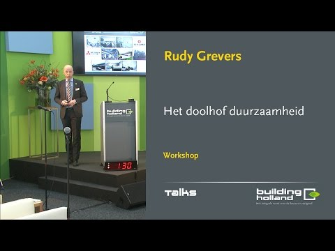 Het doolhof duurzaamheid - Rudy Grevers