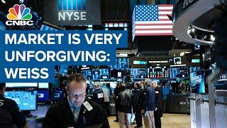 'El mercado es muy implacable', dice Steve Weiss antes de las ganancias tecnológicas