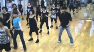 On Fire - Line Dance (Demo & Walk Through)