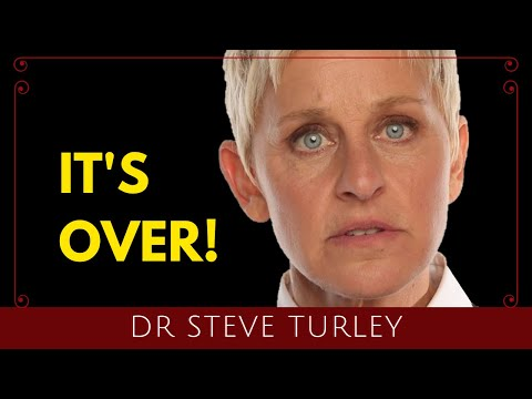 The Colossal Fall of Ellen DeGeneres!! - Dr. Steve Turley