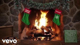 Kandace Springs - (Everybody's Waitin For) The Man With The Bag (Yule Log Audio)