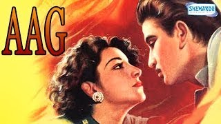 Aag 1948{HD}  Raj Kapoor  Nargis  Superhit Hindi Movie  With Eng Subtitles