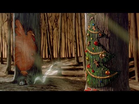 NIGHTMARE BEFORE CHRISTMAS - What's This? (KARAOKE clip) - Instrumental, lyrics on screen Screenshot 2