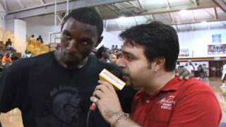 Ben Gordon chats with Bobby C - BronxNet Sports