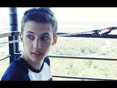 BUNGEE JUMPING WITH TROYE SIVAN