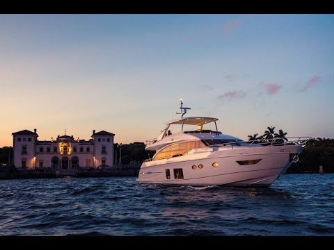 Princess 82 Motor Yachtvideo