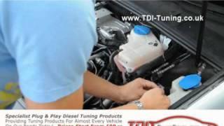 TDI-Tuning - Common Rail Engine Tuning Box Installation