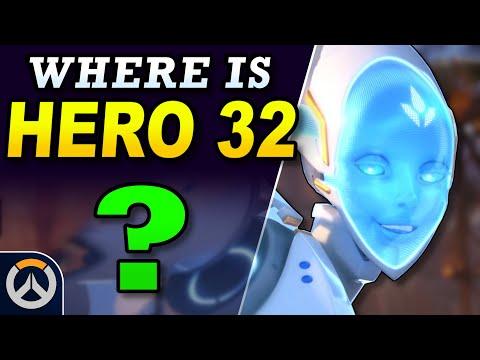 Overwatch - Where is HERO 32?