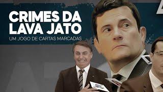 CRIMES DA LAVA JATO: UM JOGO DE CARTAS MARCADAS