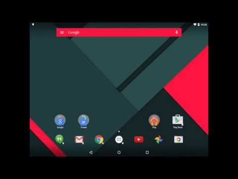 Video of Action Launcher 3
