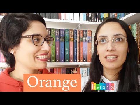 RESENHA: Orange - Ichigo Takano | Canal Livraria