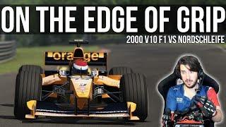 Taking On The Nordschleife In A 2000 V10 Formula 1 Car