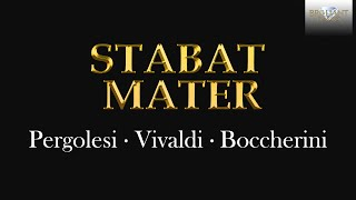 Stabat Mater – Pergolesi, Palestrina, Vivaldi, Boccherini, Bononcini, Pärt
