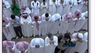 صلاة الوتر مع الدعاء - محمد صبري جلود 1436هـ 2015م